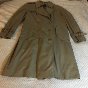 Burberry Trench Coat Vintage